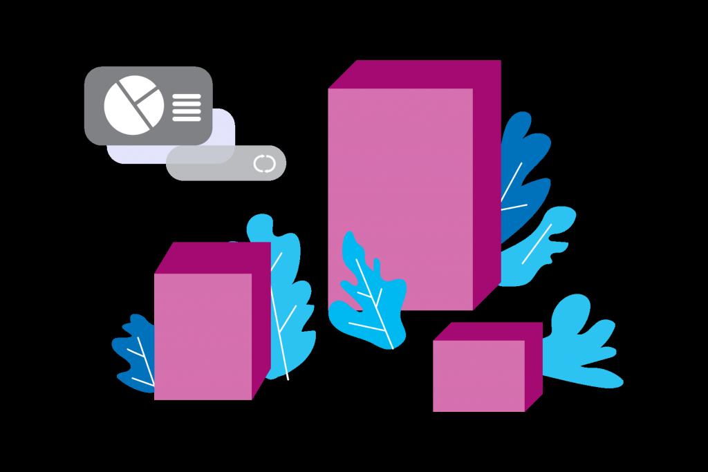Historische Sendungsdaten kombiniert mit innovativen Algorithmen ermöglicht die Berechnung der Warenströme im Voraus für die kommenden 7 Tage.