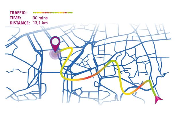 Traffic Data - Verkehr zwingt zum Handeln