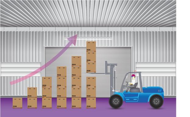 Warehouse Forecast - Licht ins Warenlager